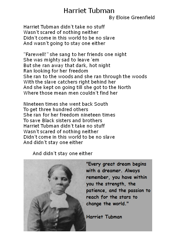 Uncategorized Devoted to Vocabulary Development – Harriet Tubman Worksheet